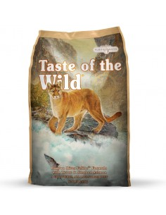 Taste of the Wild Canyon River - Trucha y Salmón