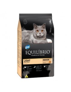 Equilibrio Gatos Adultos Light
