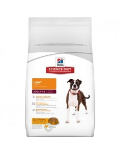 Hill's Adult Light Original - Perro Adulto
