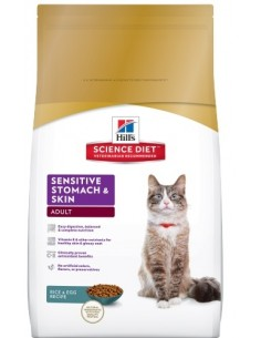 Hill's Felino Adult Sensitive Stomach & Skin