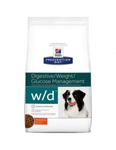 Hill's Perro w/d - Cuidado Digestivo - Peso - Glucosa