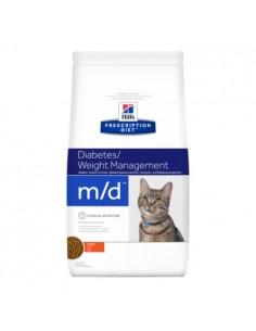 Hill's Gato m/d - Manejo de peso / Diabetes