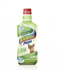 Enjuage Bucal Dental Fresh - Original Gato - 8 OZ