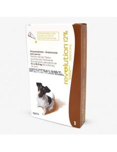 Revolution 12% 0,50 ml - Perros de 5,1 a 10 Kg